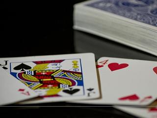 カジノゲーム『ブラックジャック』