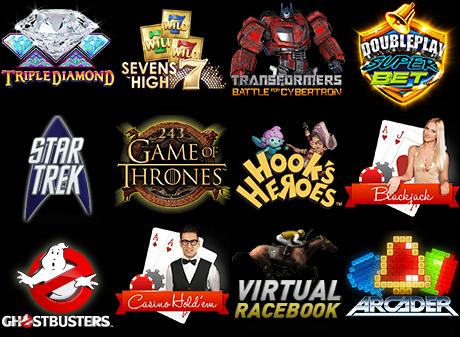 オンラインカジノゲーム