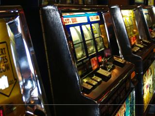 カジノゲーム『スロット』