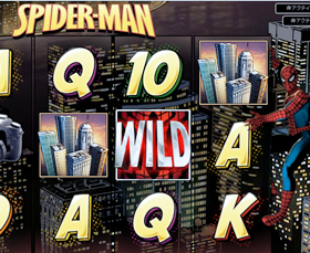 SPIDER-MAN Slot