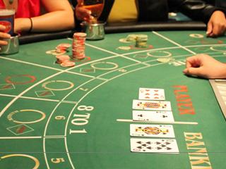カジノゲーム『バカラ』