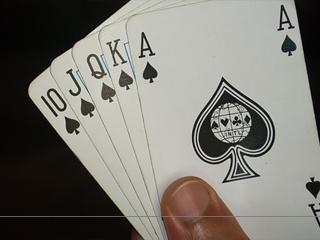 カジノゲーム『ポーカー』