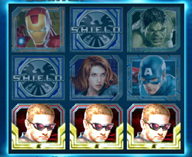 Avengers Scratch